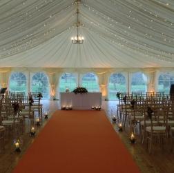 Prime Events, Weddings -Marquee Wedding, Aberdeen, Inverurie, Scotland